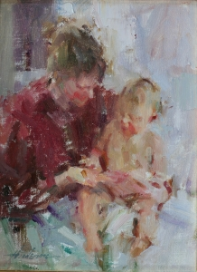 Mother & Child 1